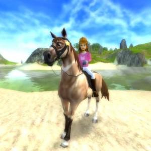 Star stable - gra o koniach online